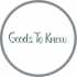 Goods to know