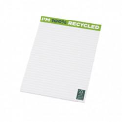 Bloc-feuilles A5 100% personnalisable et recyclé