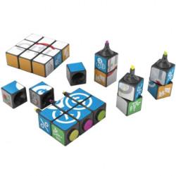 Surligneurs Rubik's® x3