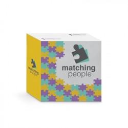 Bloc post-it grand format Cube 100% personnalisable