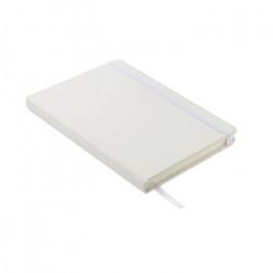 Carnet A5 antibactérien avec 96 pages lignées