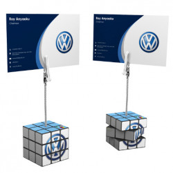 Clip mémo Rubik's Cube®