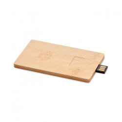 Clé USB en bambou 16GO