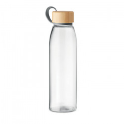 Bouteille 500 ml en verre borosilicate