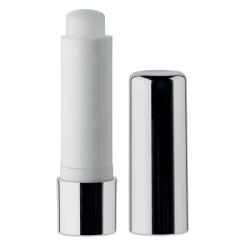 Baume à lèvres avec étui métallique