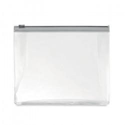 Trousse de toilette transparente