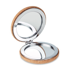 Miroir de poche écologique