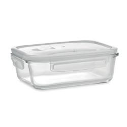 Lunch box en verre borosilicaté