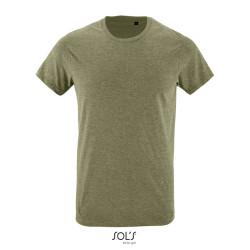 T-shirt 150g/m² avec col rond ajusté