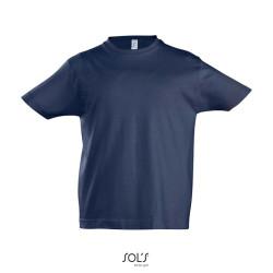 T-shirt 190g/m² junior avec col rond