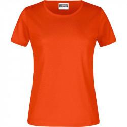 T-shirt 180g/m² femme avec col rond