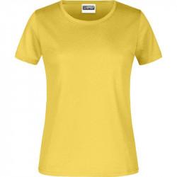 T-shirt 150g/m² femme avec col rond