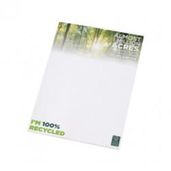 Bloc-feuilles A4 100% personnalisable et recyclé