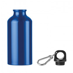 Bouteille400 ml en aluminium