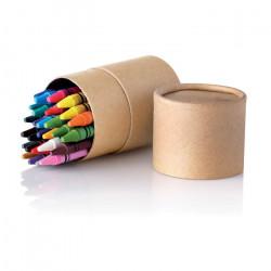 30 crayons de cire